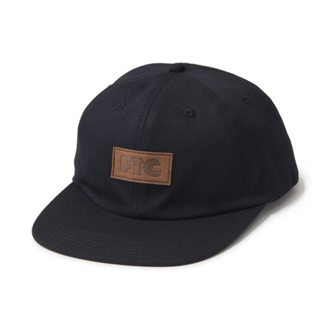 FTC 6-PANEL SMALL OG - BLACK