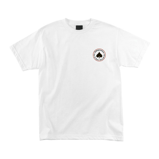 INDEPENDENT X THRASHER OATH TEE - WHITE
