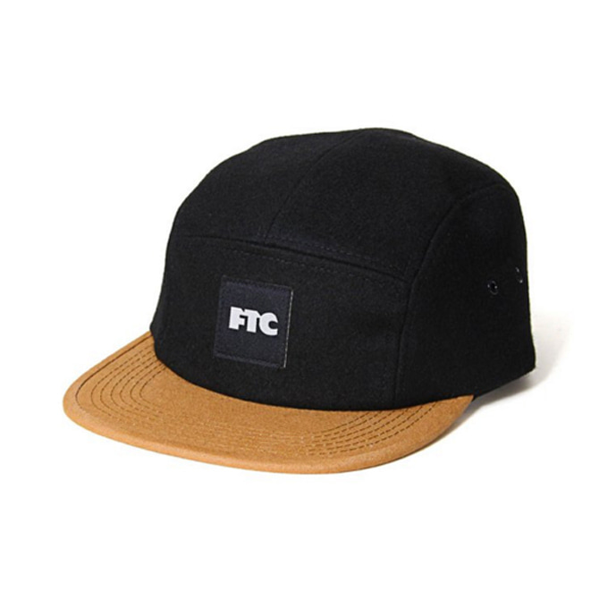 FTC CAMPER OG HAT - BLACK/COPPER