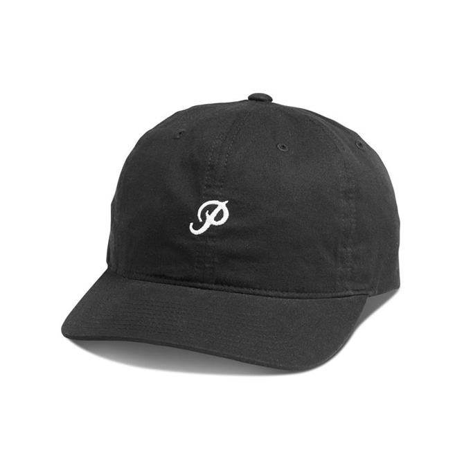 PRIMITIVE CLASSIC P DAD HAT - BLACK