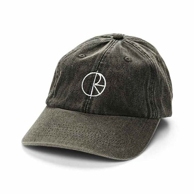 POLAR DENIM CAPS - BLACK