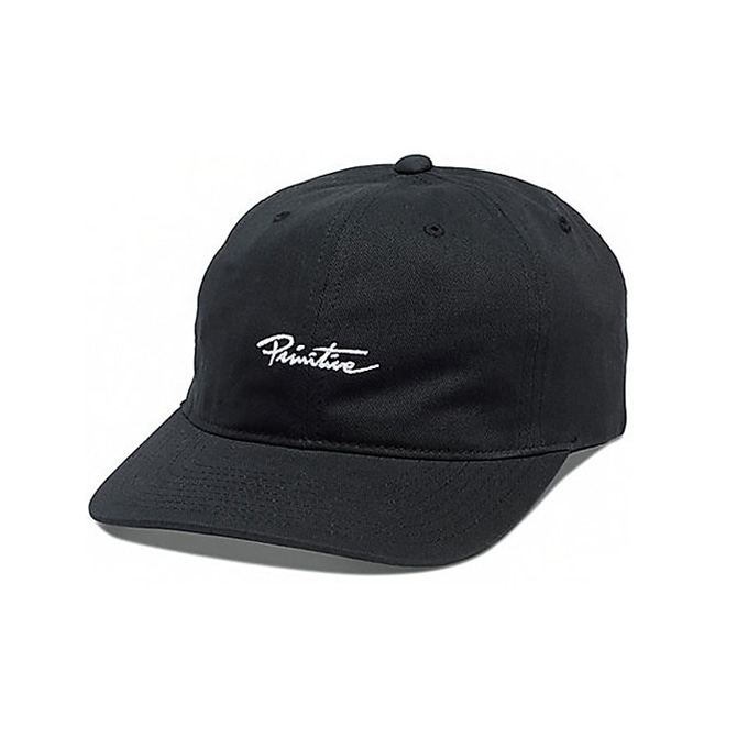 PRIMITIVE MINI NUEVO DAD HAT - BLACK