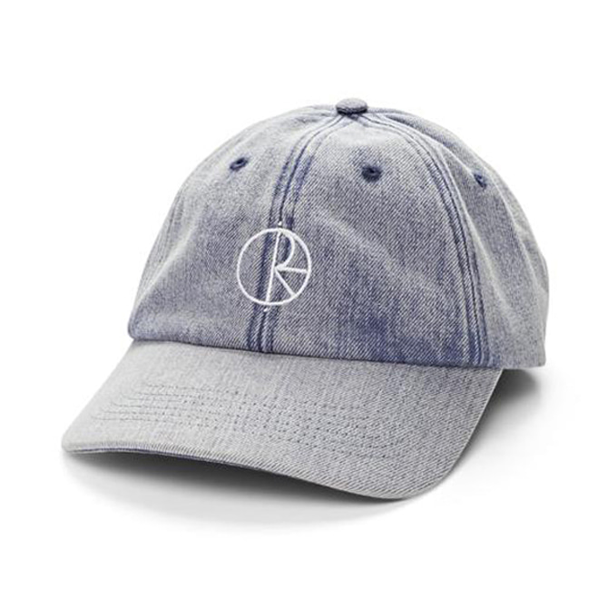 POLAR DENIM CAPS - LIGHT PURPLE
