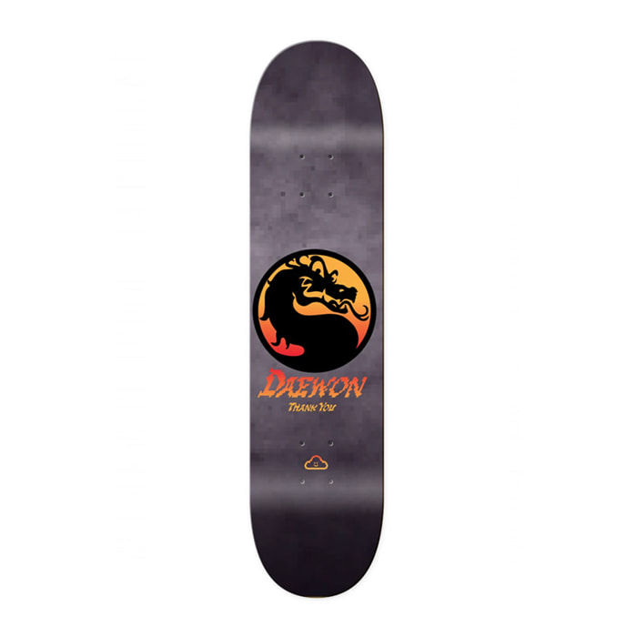 THANK YOU DAEWON SONG DRAGON DECK - CHARCOAL 8.25