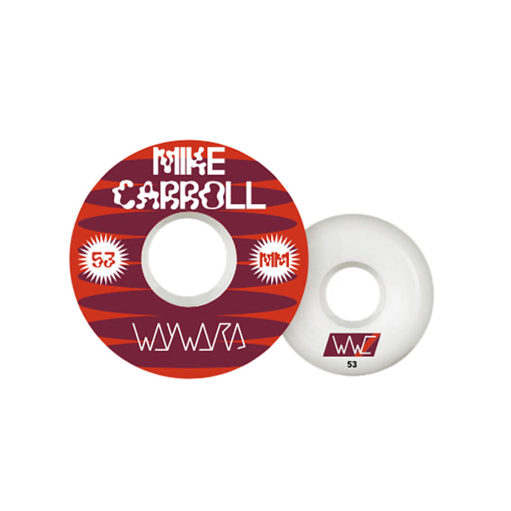 WAYWARD MIKE CARROLL - WHEELS FUNNEL 53MM