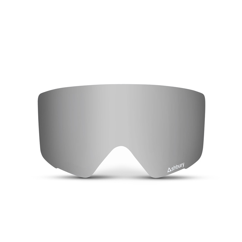ASHBURY ARROW SILVER MIRROR LENS