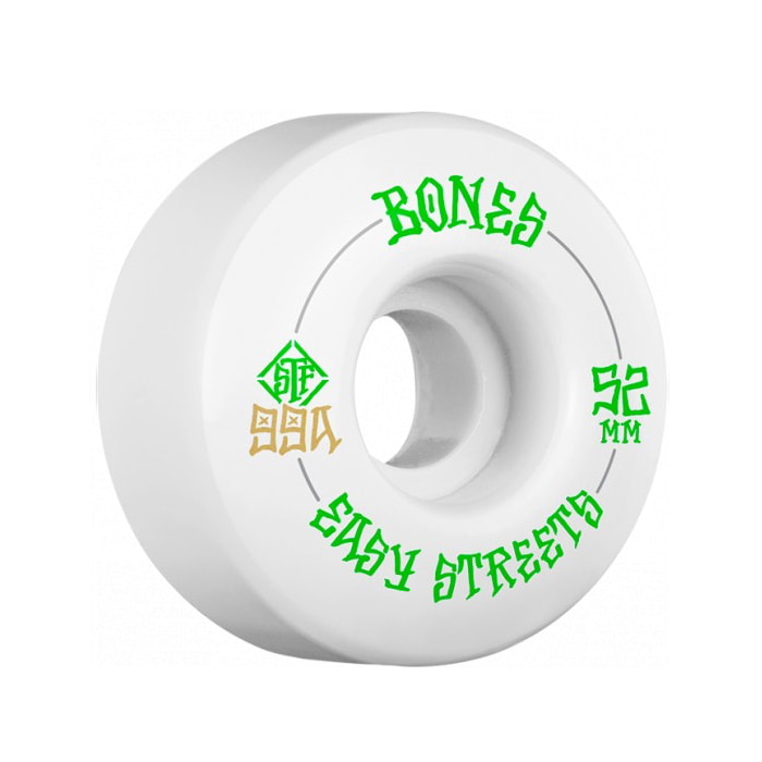 BONES EASY STREETS STF 52MM V1