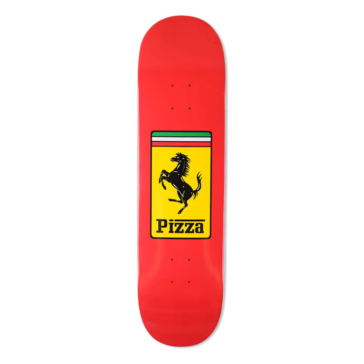 PIZZA RARI DECK [7.75, 8.25]