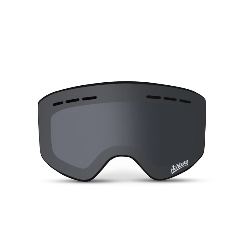 ASHBURY MIRAGE BLACK SMOKE LENS