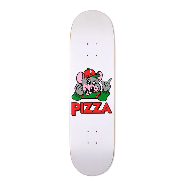 PIZZA CHUCKY DECK 7.5