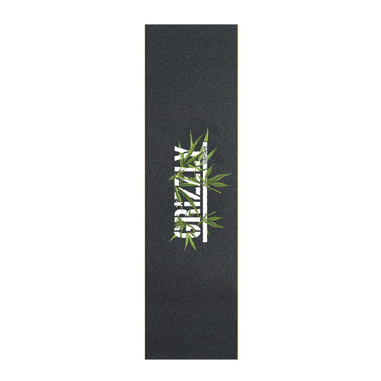 GRIZZLY SEEDS STAMP GRIP - BLACK