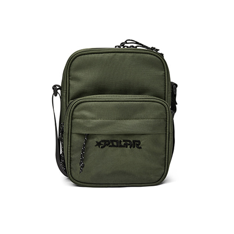 POLAR STAR POCKET DEALER BAG - OLIVE