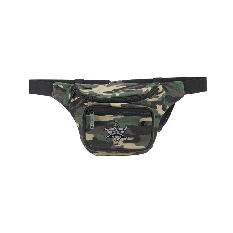 BUMBAG DELUXE HIP PACK - CAMO