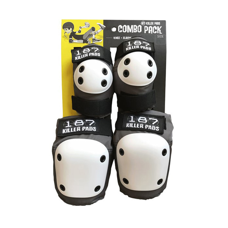 187 KILLER PADS COMBO PACK - GREY