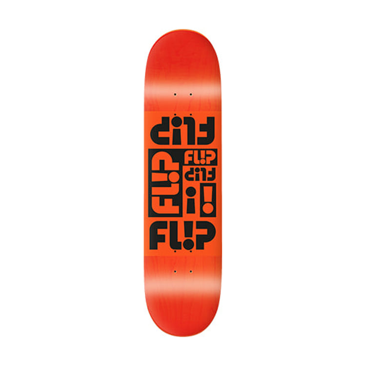 FLIP TEAM MULTI ODYSSEY ORANGE 8.4 X 32.50