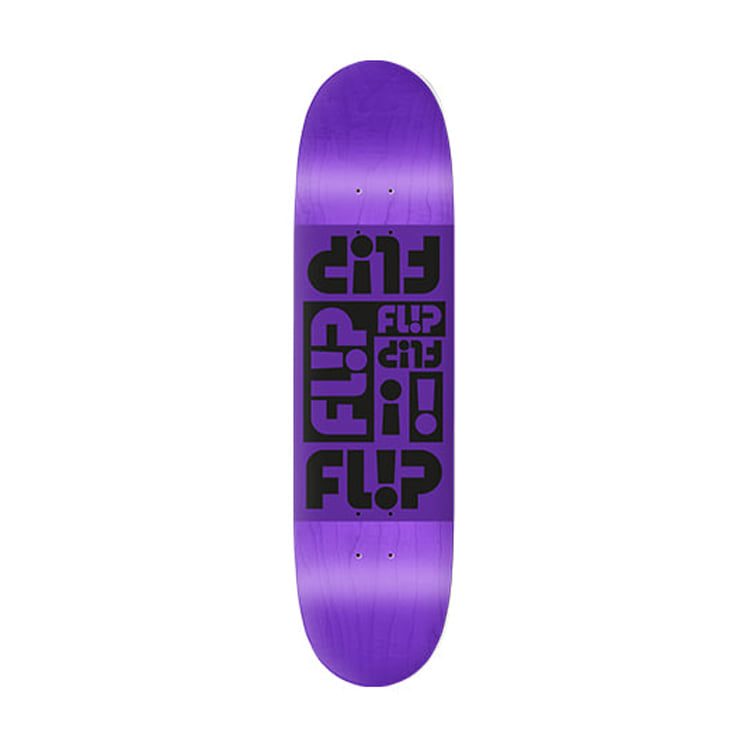 FLIP TEAM MULTI ODYSSEY PURPLE 8.4 X 32.31
