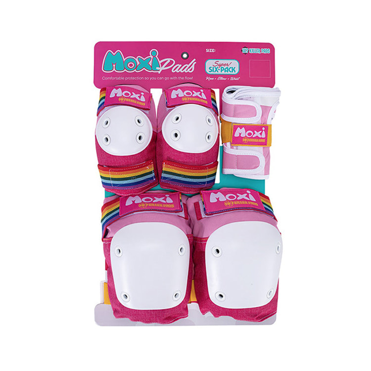 187 KILLER PADS SIX PACK - MOXI PEACH [ADULT]