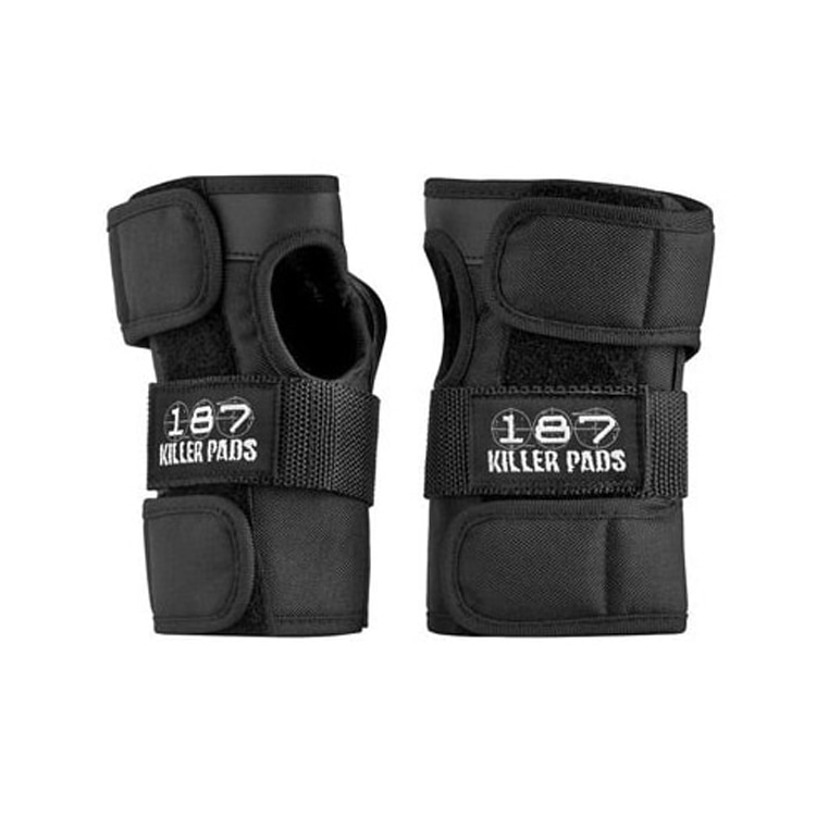 187 KILLER PADS WIRST GUARD - BLACK