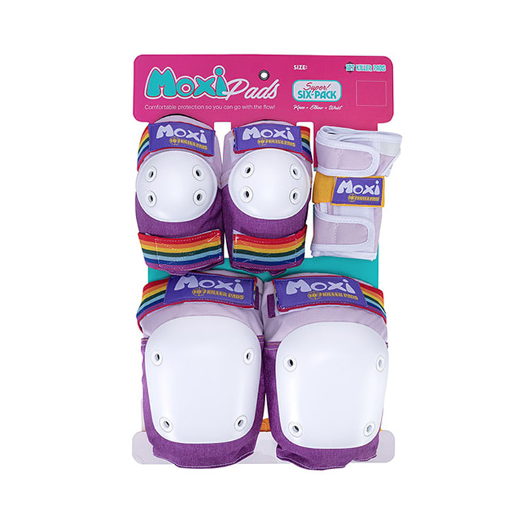 187 KILLER PADS SIX PACK - MOXI LAVENDER [ADULT]