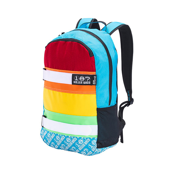 187 KILLER PADS STANDARD ISSUE BACKPACK - RAINBOW
