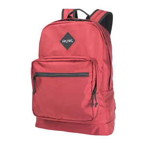 HOWL VACATION BACKPACK RED