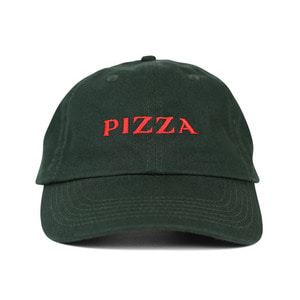 PIZZA COURTURE HAT - FOREST GREEN